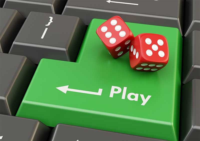 online gaming in the gambling industry