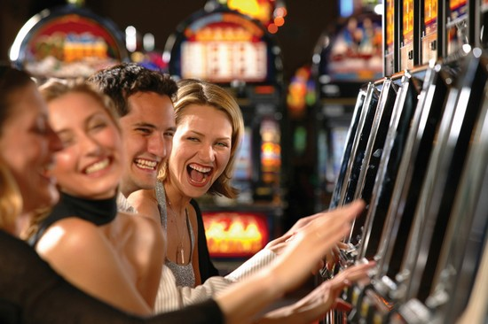 Playing Slots1