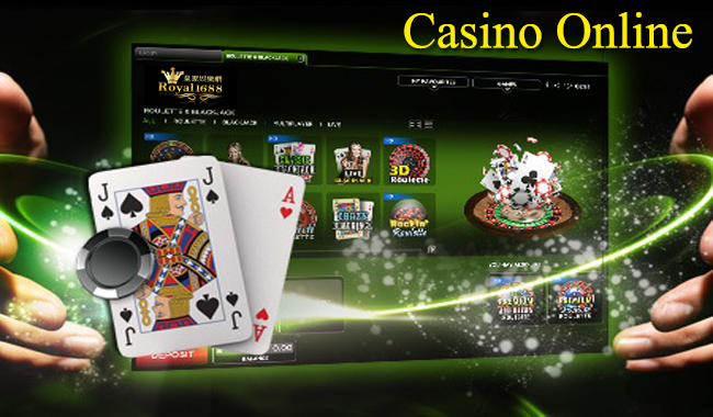 Playing Online Casino Games 1