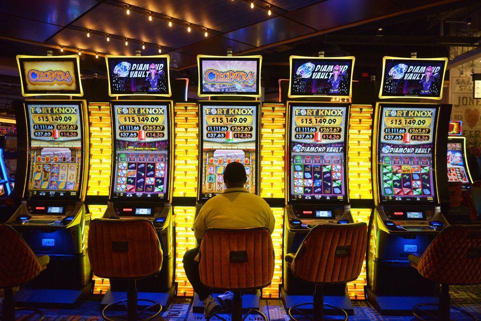 Gambling Trip to a Casino