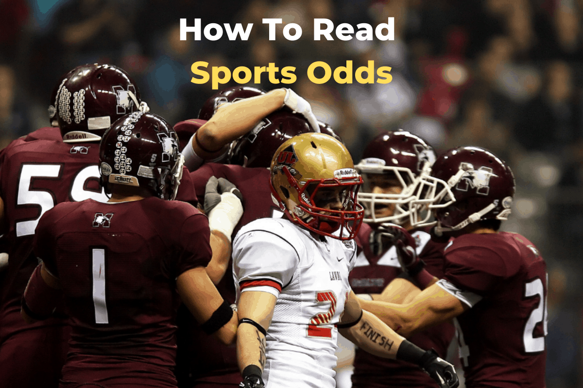 Reading Odds for Football Games