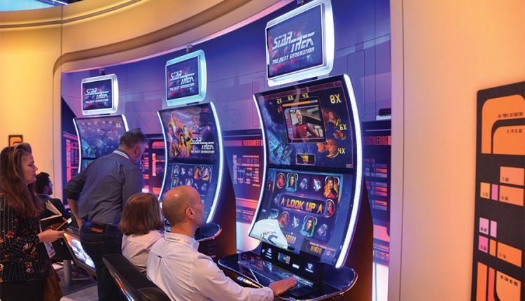 Style Of Online Slot Games To Attract Gamers