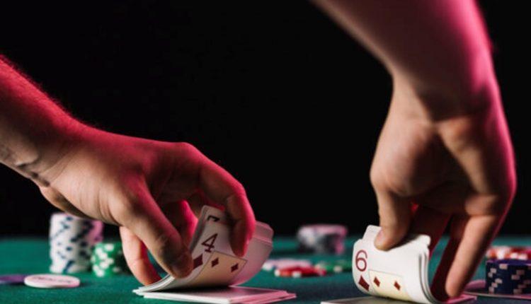 online casino gambler